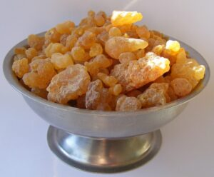 Frankincense Oman White No. 1