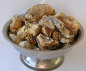 Kauri Gum Natural Pieces