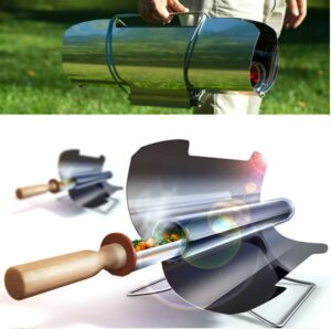 Camping solar cooker